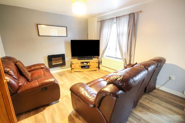 Living Room of Arkle Green, Sinfin, Derby DE24
