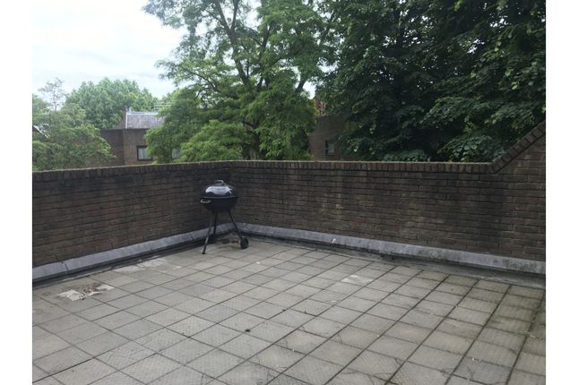 Terrace of Malden Crescent, Kentish Town NW1