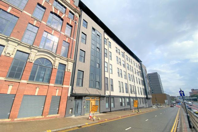 Thumbnail Flat to rent in Tate House, 5-7 New York Road, Leeds