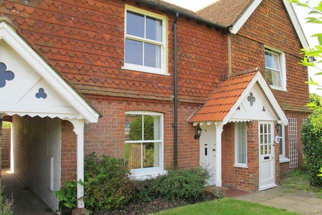 Thumbnail Terraced house to rent in The Common, Cranleigh