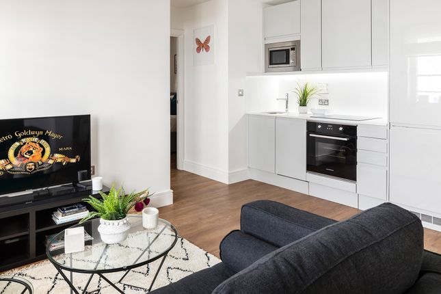 Thumbnail 1 bed flat for sale in London Road, Romford