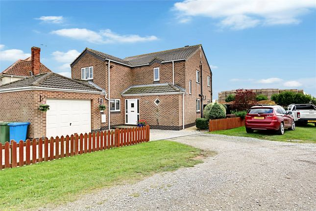 Thumbnail Detached house for sale in Ottringham Road, Keyingham, Hull, East Yorkshire
