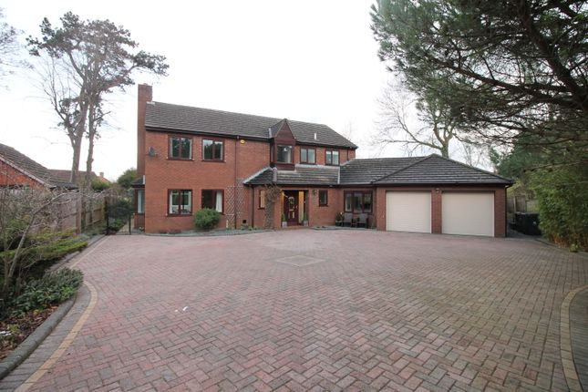 Thumbnail Detached house for sale in Ashby Park, Daventry