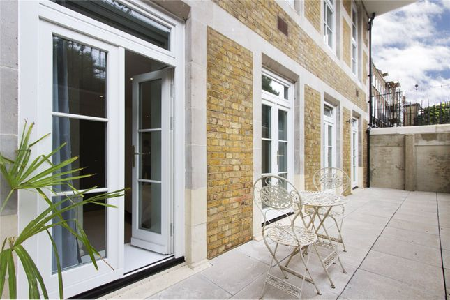 Thumbnail Flat to rent in Charles Hayward Building, 6 Goldsmiths Row, London