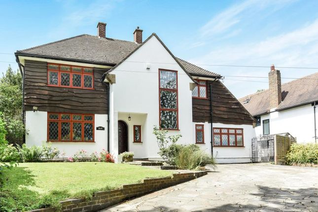 Thumbnail Detached house for sale in Crab Hill, Beckenham