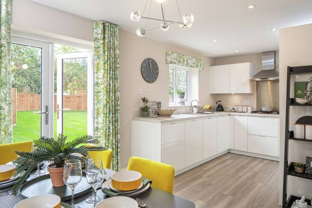 """Thumbnail Property for sale in """"The Hurwick"""" at Highfields Road, Highfields Caldecote, Cambridge"""