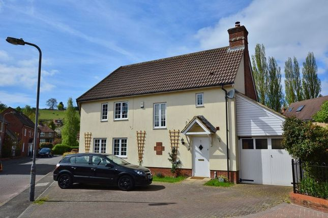 Thumbnail Semi-detached house for sale in Patterson Court, Wooburn Green, High Wycombe