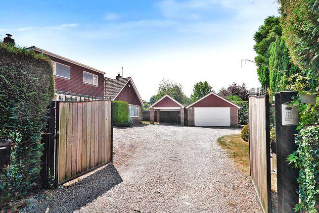 Thumbnail Detached house for sale in Rowplatt Lane, Felbridge