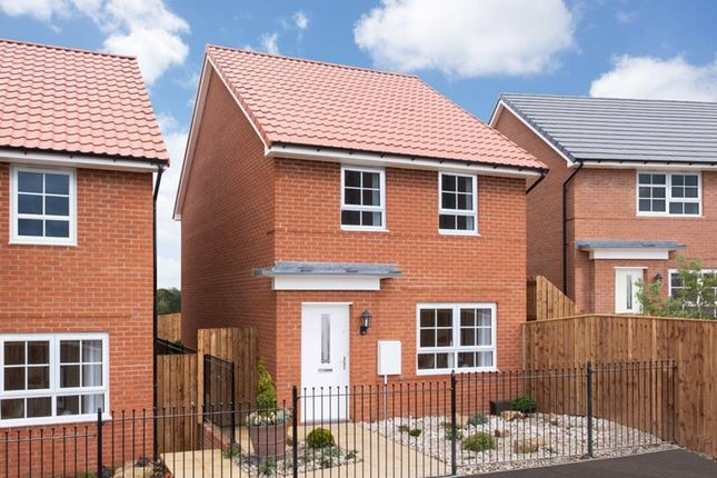 "Thumbnail Detached house for sale in ""Maidstone"" at Poplar Way, Catcliffe, Rotherham"