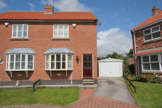 Thumbnail Semi-detached house to rent in Village Farm Road, Preston, Hull