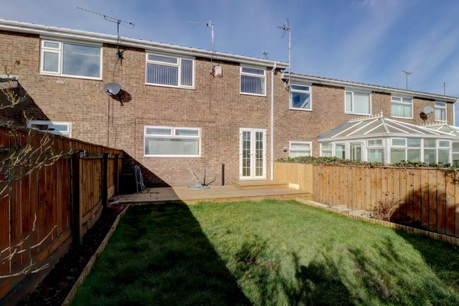 Thumbnail 2 bed terraced house for sale in Tenby Square, Cramlington