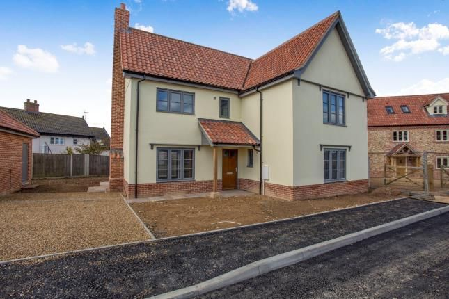 Thumbnail Detached house for sale in East Harling, Norwich, Norfolk
