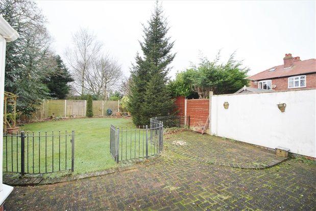 Rear Garden of Yew Tree Road, Ormskirk L39