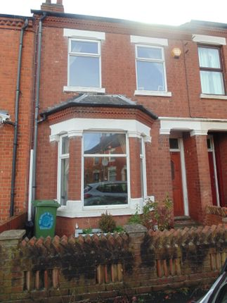 Thumbnail Terraced house to rent in Green Lane, Wolverton, Milton Keynes