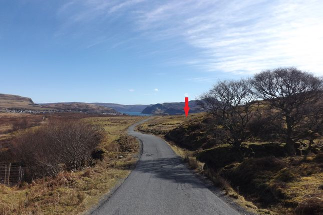 Thumbnail Land for sale in Struan Road, Portree, Isle Of Skye