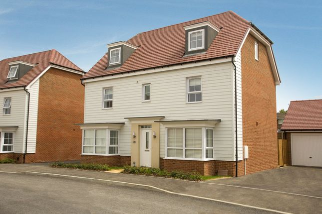 """Thumbnail Detached house for sale in """"Stratford"""" at London Road, Allington, Maidstone"""