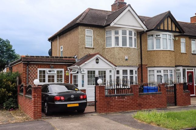 Thumbnail Property to rent in Exmouth Road, Ruislip Manor, Ruislip