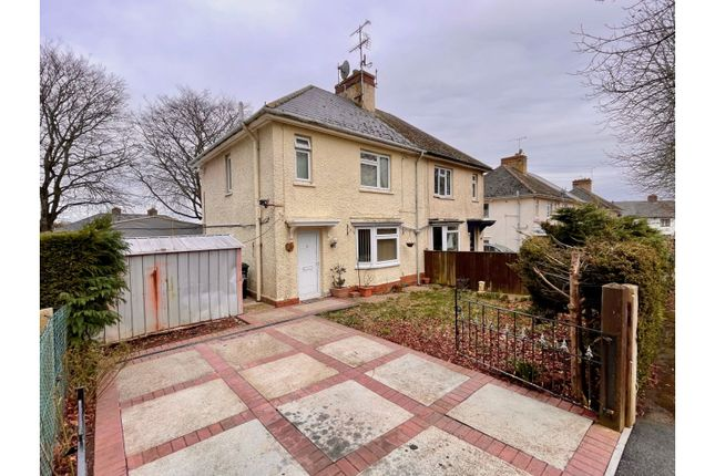 3 bed semi-detached house for sale in Severalls Park Avenue, Crewkerne TA18