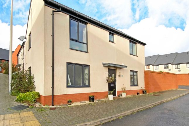 3 bed detached house for sale in Old Quarry Drive, Exminster, Exeter EX6