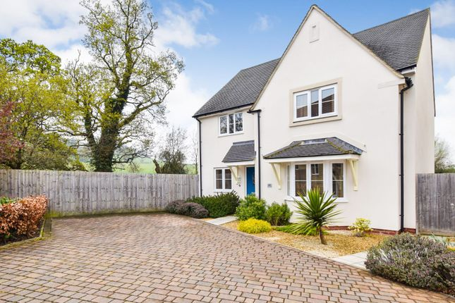 Thumbnail Detached house for sale in Tiger Moth Close, Brockworth, Gloucester