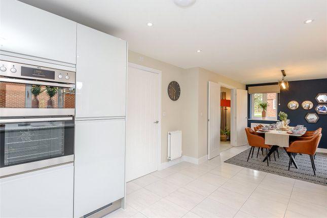Thumbnail Semi-detached house for sale in Beldam Bridge Gardens, Beldam Bridge Road, West End, Surrey