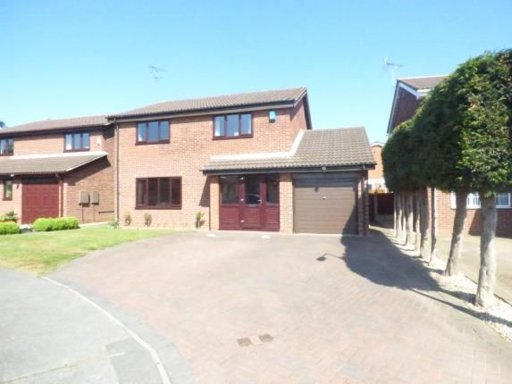Thumbnail Detached house for sale in Ingleborough Gardens, Long Eaton, Nottingham