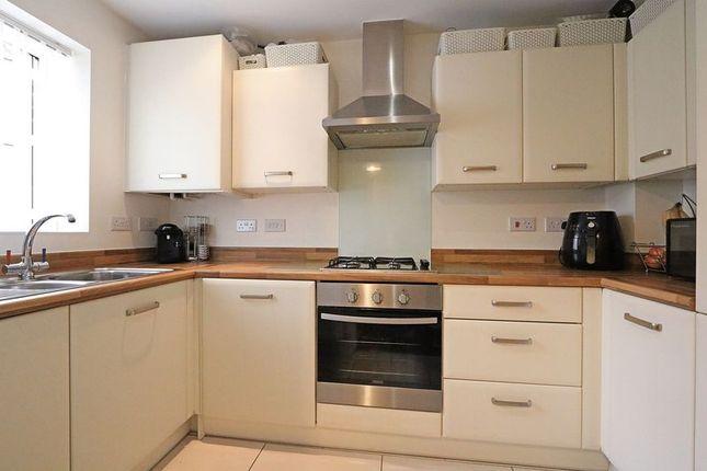 Kitchen of Collingwood Gardens, Brooklands, Milton Keynes MK10