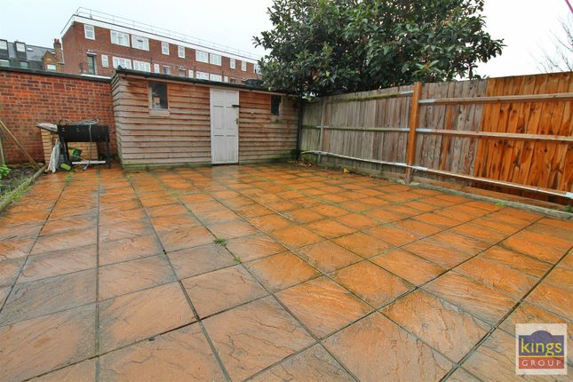 Garden A of Apprentice Way, Clarence Road, London E5