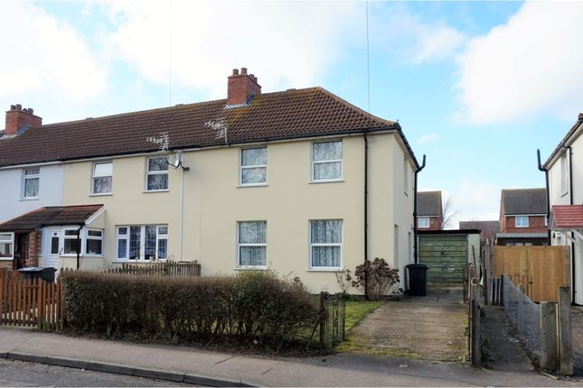 Thumbnail Terraced house for sale in Kings Road, Alyesham, Canterbury