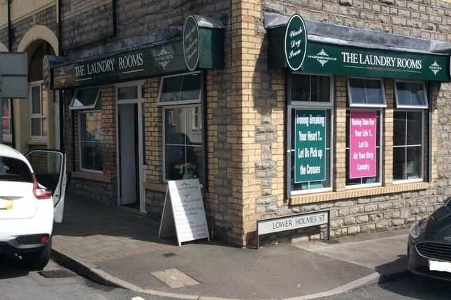 Thumbnail Retail premises for sale in Vere Street, Barry