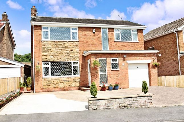 Thumbnail Detached house for sale in Carleton Green Close, Pontefract