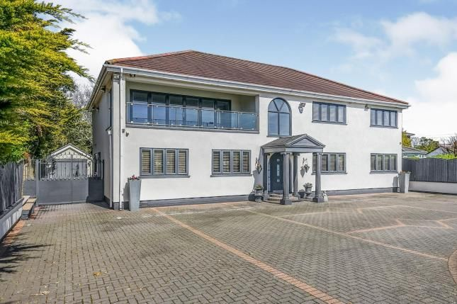 Thumbnail Detached house for sale in Burbo Bank Road, Liverpool, Merseyside