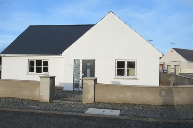 Thumbnail Detached bungalow for sale in Plot 35 Parc Loktudi (Maesgwynne Meadow), Fishguard, Pembrokeshire