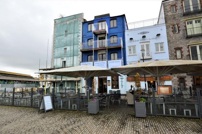 Thumbnail Flat for sale in Quay Road, Plymouth, Devon