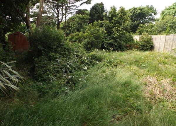 Thumbnail Land for sale in Plot Adjacent To 1 Rosewarne Close, Camborne, Cornwall