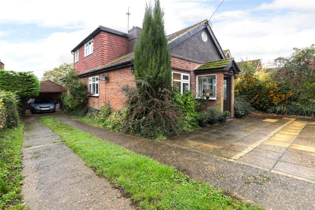 Thumbnail Detached house for sale in Hill Farm Road, Marlow, Buckinghamshire