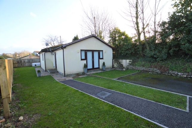 Thumbnail Detached bungalow for sale in Orchard Crescent, Plymouth, Devon
