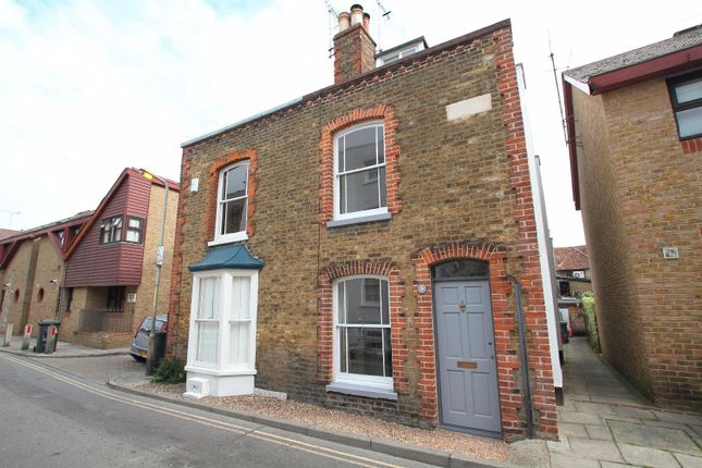 Thumbnail Terraced house for sale in Middle Wall, Whitstable
