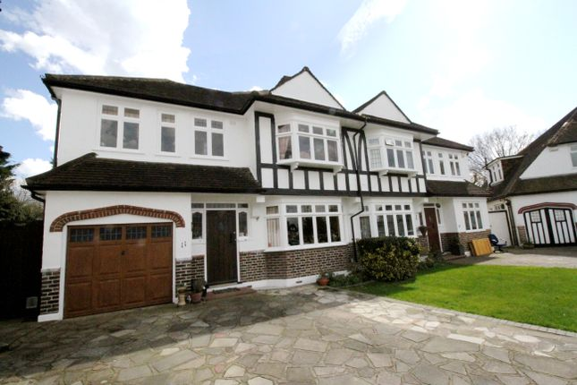 4 bed semi-detached house for sale in The Mead, Beckenham