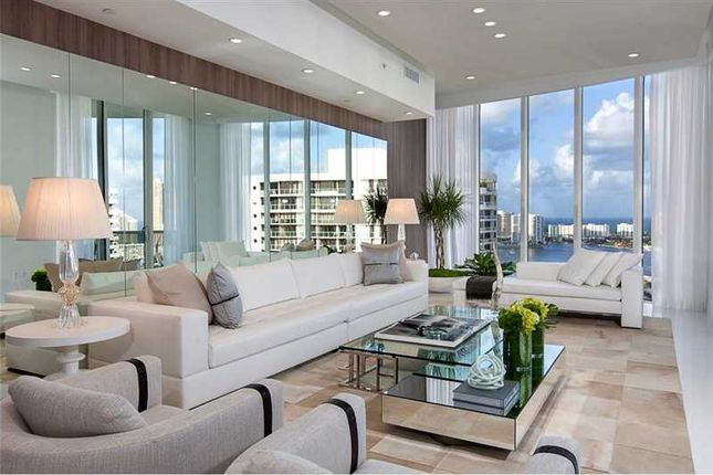 Thumbnail Apartment for sale in 4100 Island Blvd # Ph1, Aventura, Florida, United States Of America