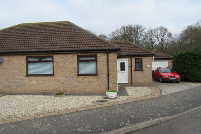 Thumbnail Semi-detached house to rent in Ramsay Close, Skegness, Lincolnshire