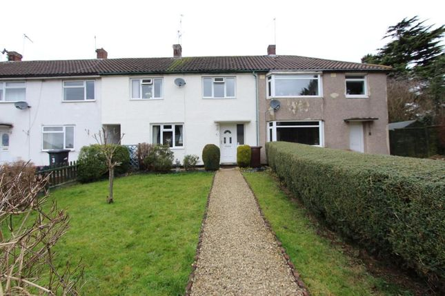 Thumbnail Terraced house for sale in Sexton Close, Daventry