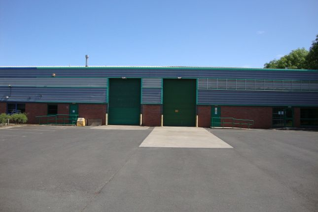 Thumbnail Warehouse to let in Willowbridge Way, Castleford