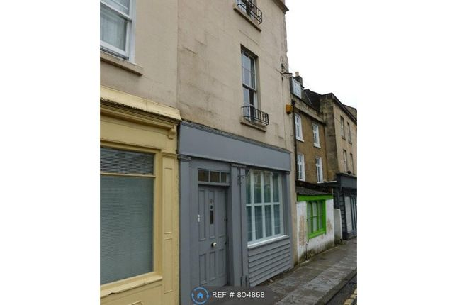 Thumbnail Maisonette to rent in Monmouth Place, Bath