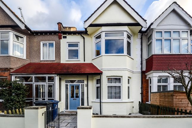 3 bed terraced house for sale in Mayfield Avenue, London