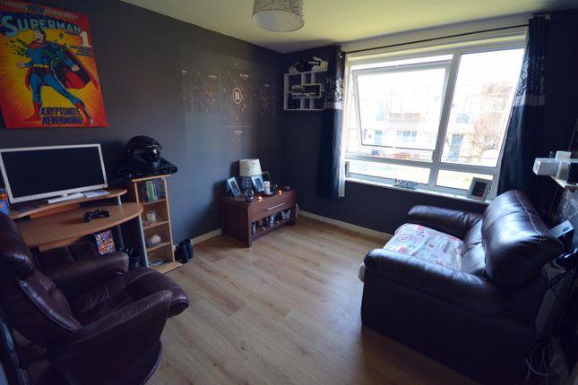 Living Room of General Bucher Court, Bishop Auckland DL14