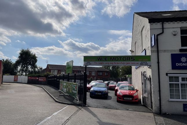 Thumbnail Commercial property for sale in Warrington Road, Whiston, Prescot