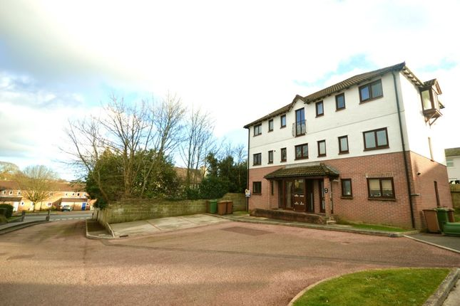 Thumbnail Flat for sale in St. Francis Court, Plymouth