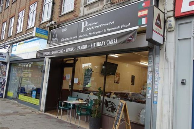 Thumbnail Restaurant/cafe for sale in European Deli & Café HA5, Eastcote, Middlesex