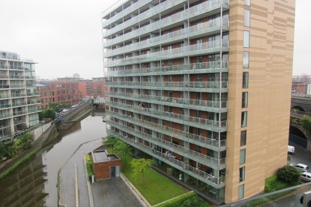 Thumbnail Flat to rent in St Georges Island, Castlefield